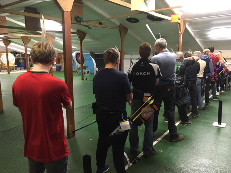 Beginners Courses Muckamore Company of Archers in Ballyclare